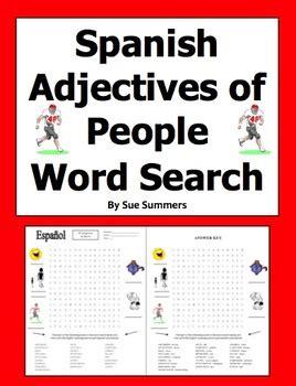 Homework English to Spanish Translation